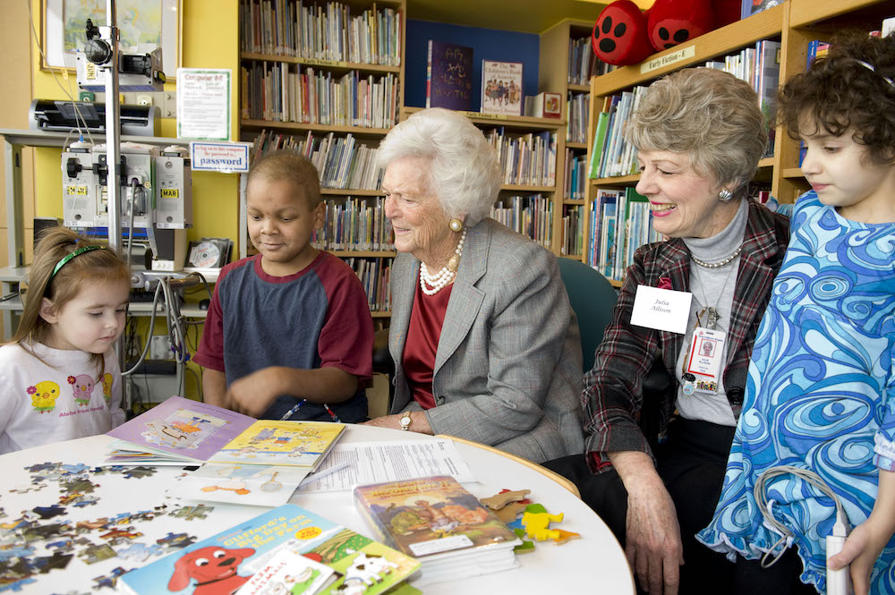 Pi Beta Phi Family/Patient Library | Texas Children's Hospital