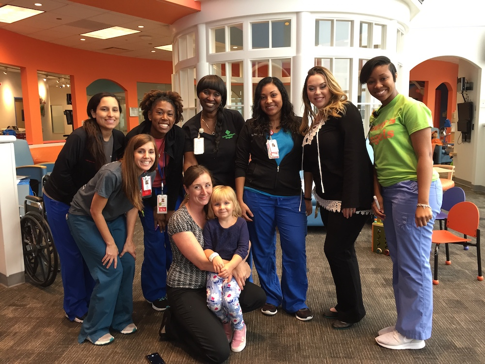 Lilly's story | Texas Children's Hospital