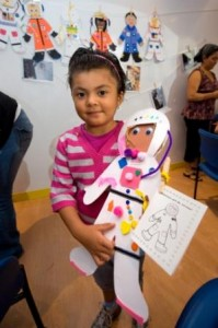 Young-Girl-With-Astronaut