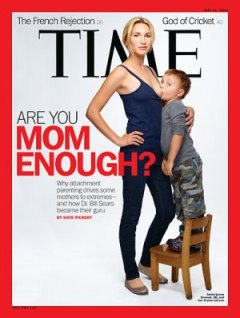 TIME Magazine Breastfeeding Cover