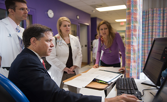 Lissencephaly: A Rare Neurological Disease | Texas Children's Hospital