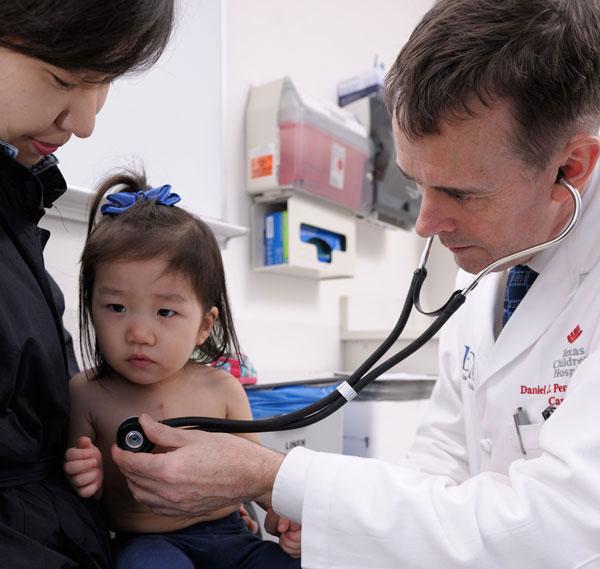 Cardiology | Texas Children's Hospital