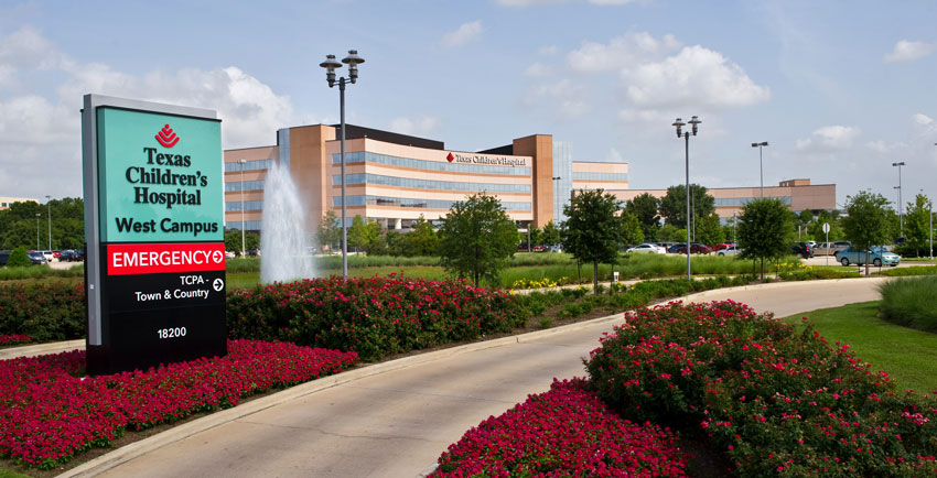 Texas Children's Hospital West Campus | Texas Children's ...