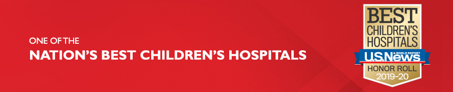 U S  News & World Report   Texas Children's Hospital