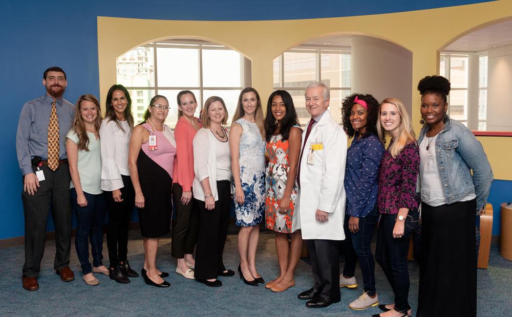 Hematologyoncology Graduate Nurse Practitioner Program Texas