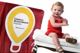 It's #ChildrensHospitalWeek – Meet our champion