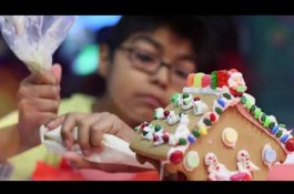 Embedded thumbnail for Texas Children's spreads holiday cheer to patients, families