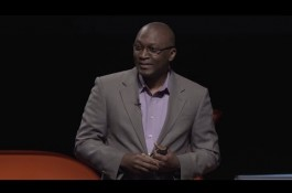 Embedded thumbnail for Dr. Olutoye shines at TEDxTalk in Virginia