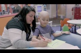 Embedded thumbnail for A glimpse into Texas Children's Cancer Center®