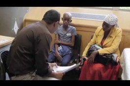 Embedded thumbnail for  Creating Global HOPE: Addressing Pediatric Cancer in Africa
