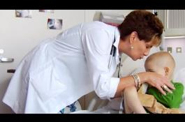 Embedded thumbnail for The Largest Pediatric Cancer And Blood Disorders Center In The U.S.