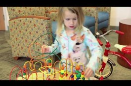 Embedded thumbnail for Preparing to stay at Texas Children's Sleep Center