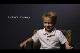 Embedded thumbnail for Tucker's Journey: Fighting Back Against Wilms' Tumor