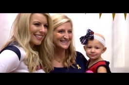 Embedded thumbnail for Celebrating Year One of our Houston Texans Partnership