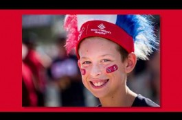 Embedded thumbnail for Houston Texans Kids Day presented by Texas Children's Hospital