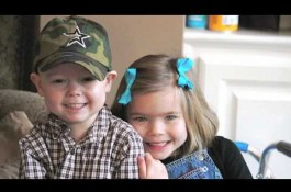 Embedded thumbnail for Grant's Cancer Survival Story: Beating Acute Lymphoblastic Leukemia