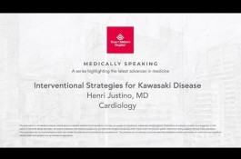 Embedded thumbnail for Medically Speaking: Interventional Strategies