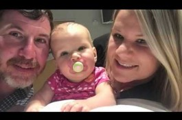 Embedded thumbnail for Olivia's Story: Fetoscopic repair of Spina Bifida
