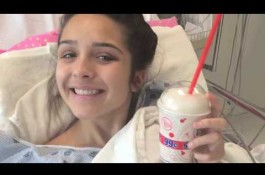 Embedded thumbnail for Saige's Story: Undergoing Robotic Surgery to Treat Her Blocked Kidney