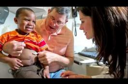 Embedded thumbnail for Texas Children's Transplant Services Team Saved My Son's Life When He Faced Kidney Failure