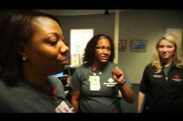 Embedded thumbnail for Spotlight on Texas Children's nurses