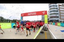 Embedded thumbnail for Texas Children's Hospital The Woodlands Fun Run