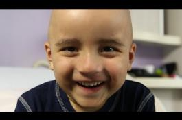 Embedded thumbnail for No One Fights Alone - A Song Dedicated to Children Fighting Cancer Around the World