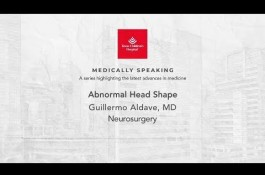 Embedded thumbnail for Medically Speaking - Abnormal Head Shape