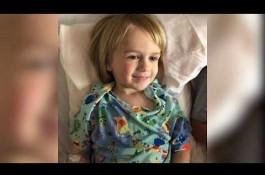 Embedded thumbnail for Tucker's Journey: Fighting Back Against Wilms' Tumor