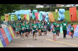 Embedded thumbnail for Texas Children's Hospital Family Fun Run 2019 at West Campus