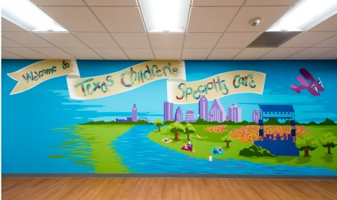 Texas Children's opens first specialty care location in