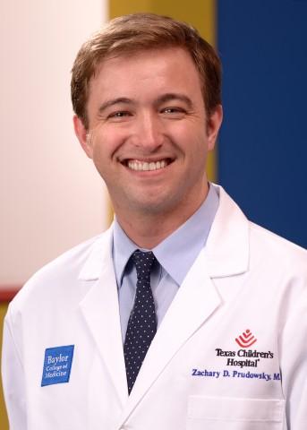 Zachary D  Prudowsky, MD | Texas Children's Hospital