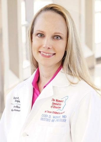 Codi Dawn Wiener, MD | Texas Children's Hospital