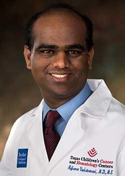 Rajkumar Venkatramani, MD | Texas Children's Hospital