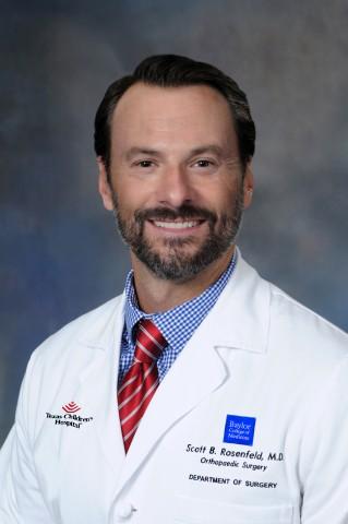 Scott B  Rosenfeld, MD, FAAP   Texas Children's Hospital