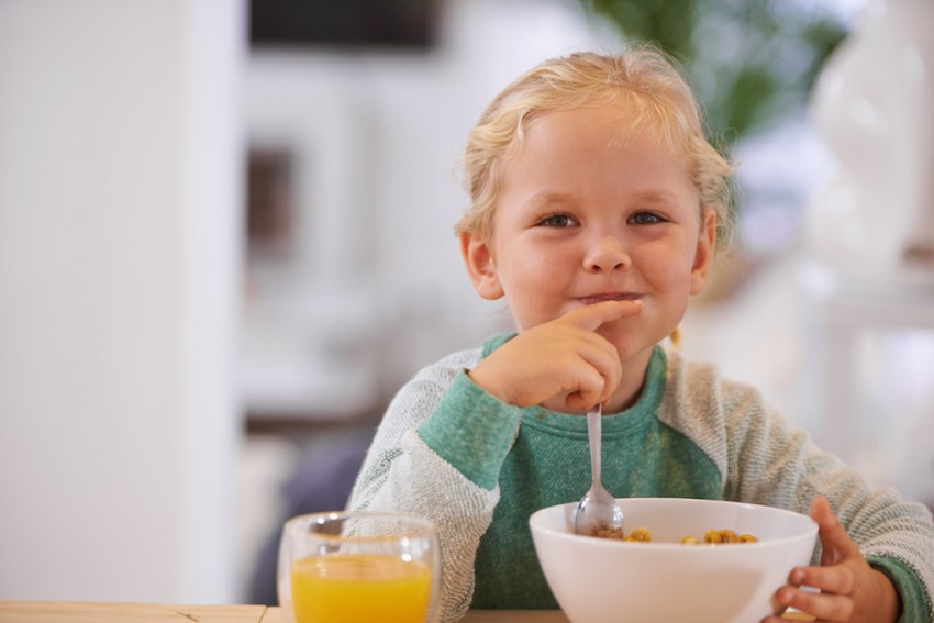Every child should start the day with breakfast | Texas Children's Hospital