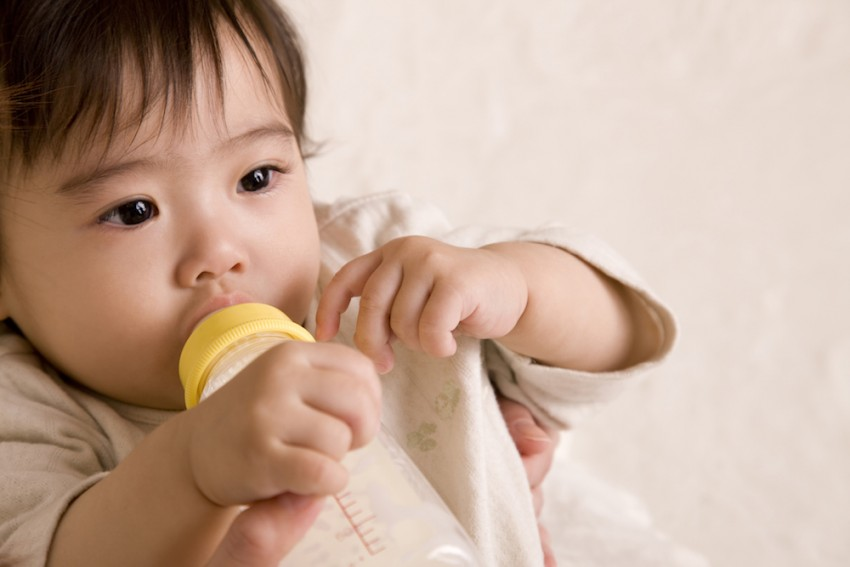 Why is my baby spitting up so much breast milk? | Texas