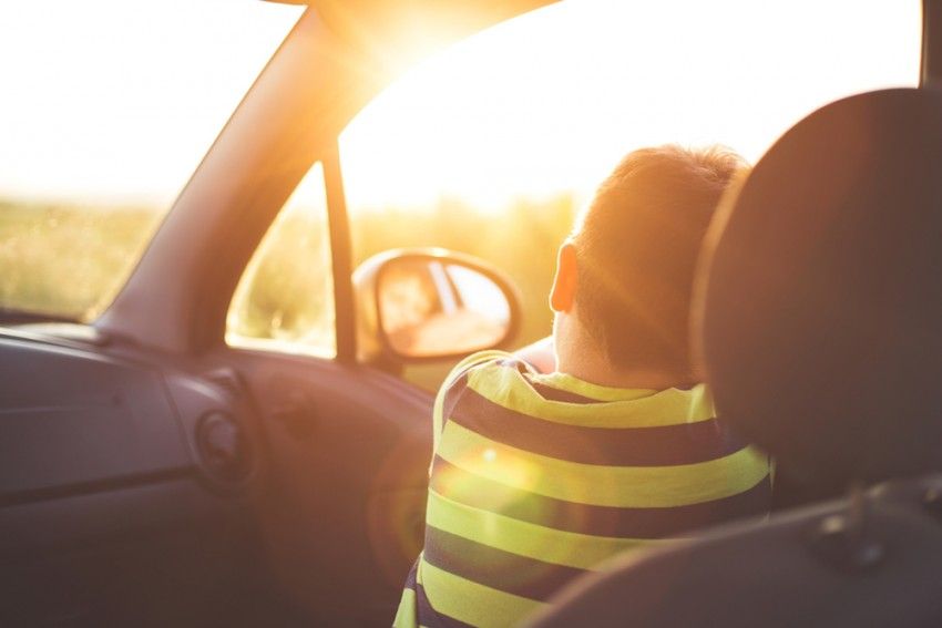 A-C-T to prevent vehicle-related heatstroke | Texas Children's Hospital