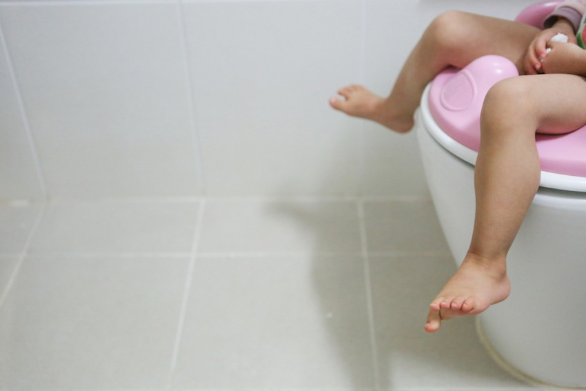 Toilet training with a smile | Texas Chilldren's Hospital