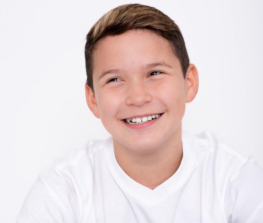 My son, Ben   Texas Children's Hospital