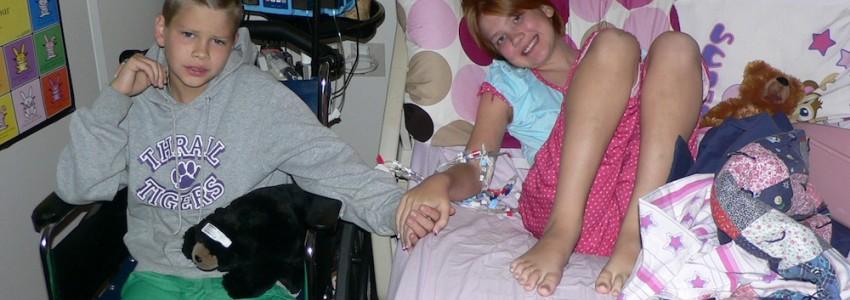 Caitlin's story: Texas Children's Hospital