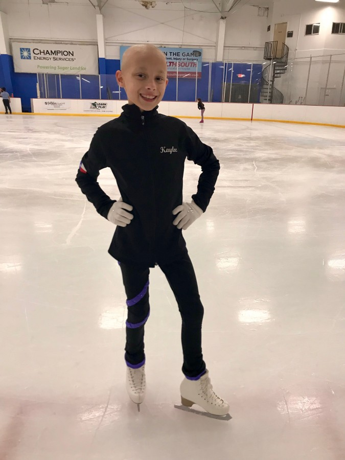 This Is Cancer How 9 Year Old Kaylee Overcame Ovarian Cancer Texas Children S Hospital