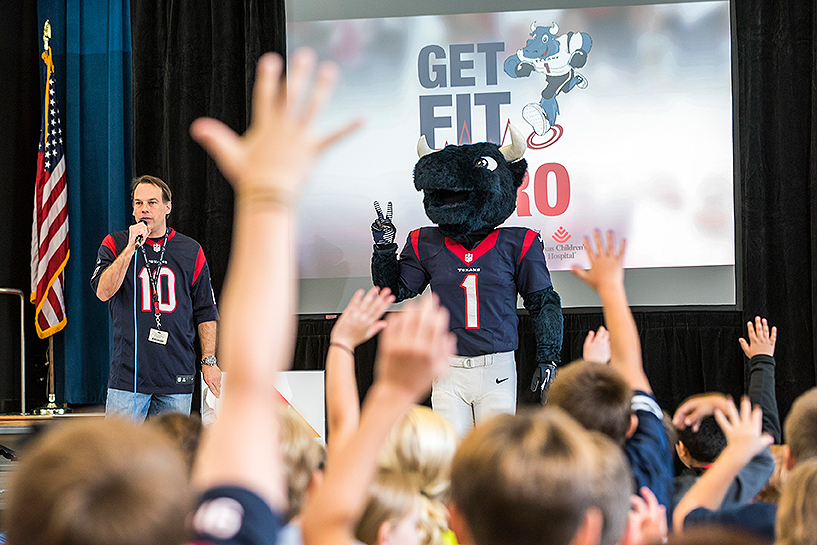 Texans - Get Fit with Toro